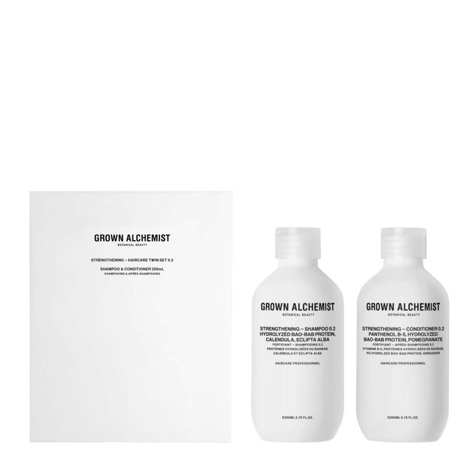 Strengthening Haircare Twinset