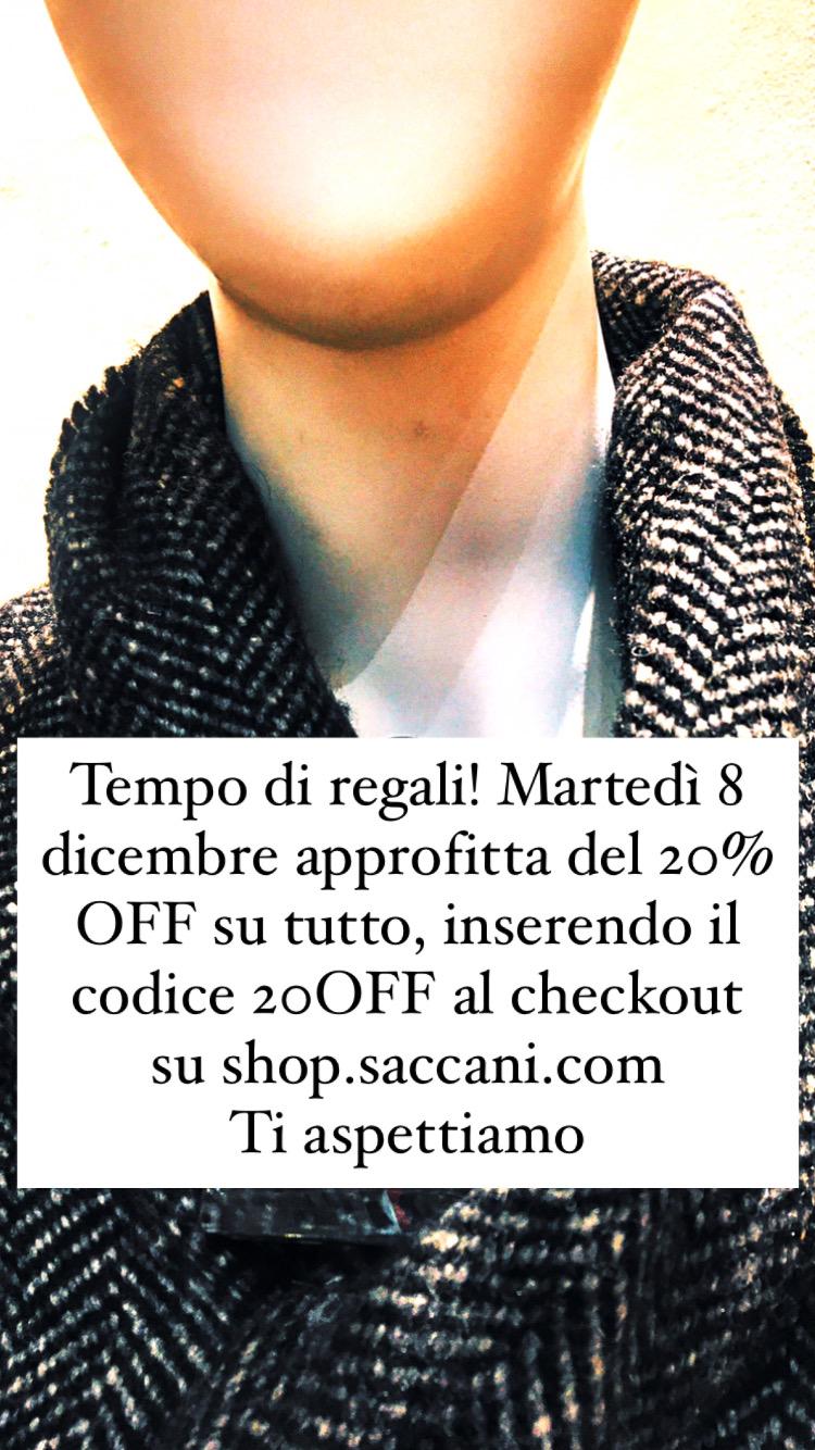 Stefano Saccani Shop Online