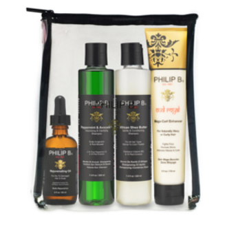 Curls & Waves Treatment Kit