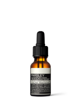 Parsley Seed Anti-Oxidant Facial Treament