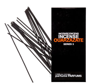 Series 3 - Ouarzazate Incense Sticks