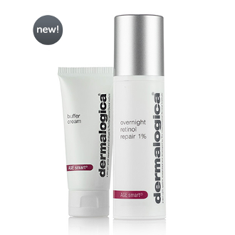 Overnight Retinol Repair 1% con Crema Buffer
