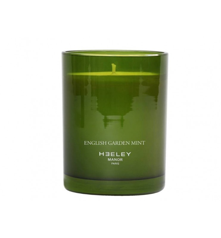 English Garden Mint Parfumed Candle