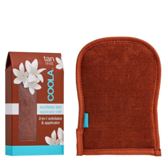 Sunless Tan 2 in 1 Applicator/exfoliator Mitt