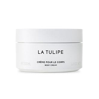 La Tulipe body cream