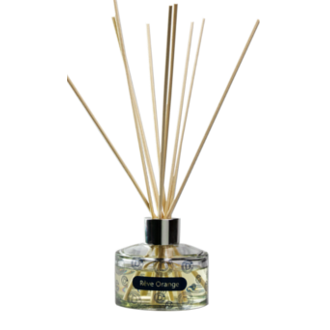 Rêve Orange, Perfume Diffuser Coffret