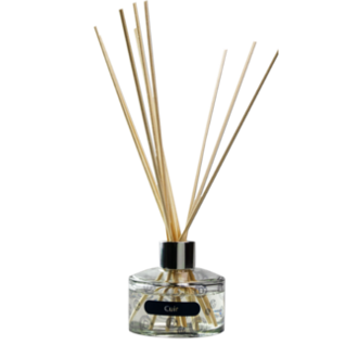 Cuir, Perfume Diffuser Coffret