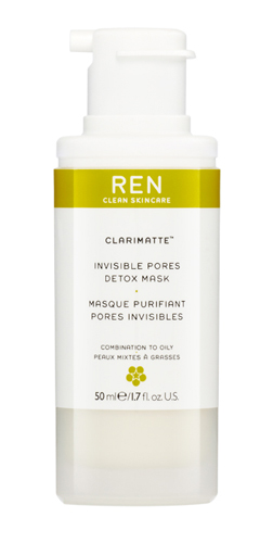 Clarimatte Invisible Pores Detox Mask