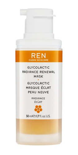 Glycolactic Radiance Renewal Mask