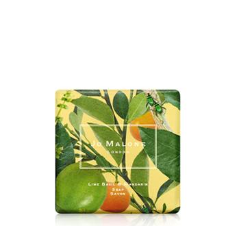 Lime Basil & Mandarin Soap