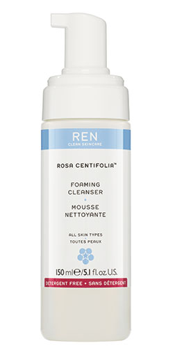 Rosa Centifolia Foaming Cleanser