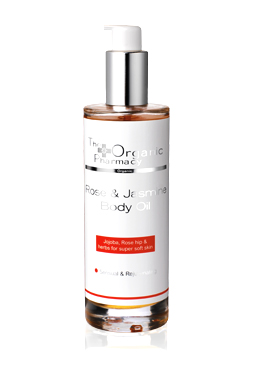 Rose & Jasmine Body Oil