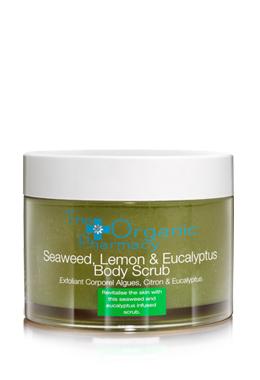 Seaweed, Lemon & Eucalyptus Body Scrub