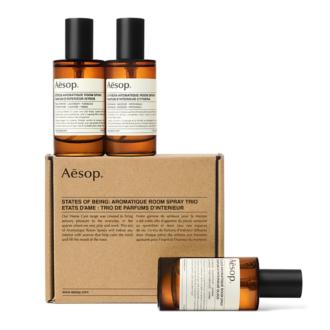 States of Being: Aromatique Room Spray Trio
