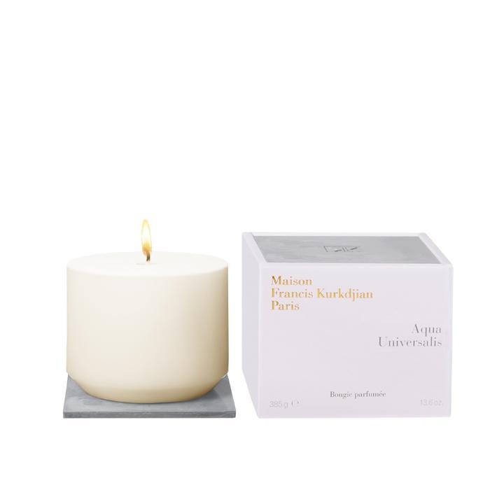 Perfumed candle Aqua Universalis