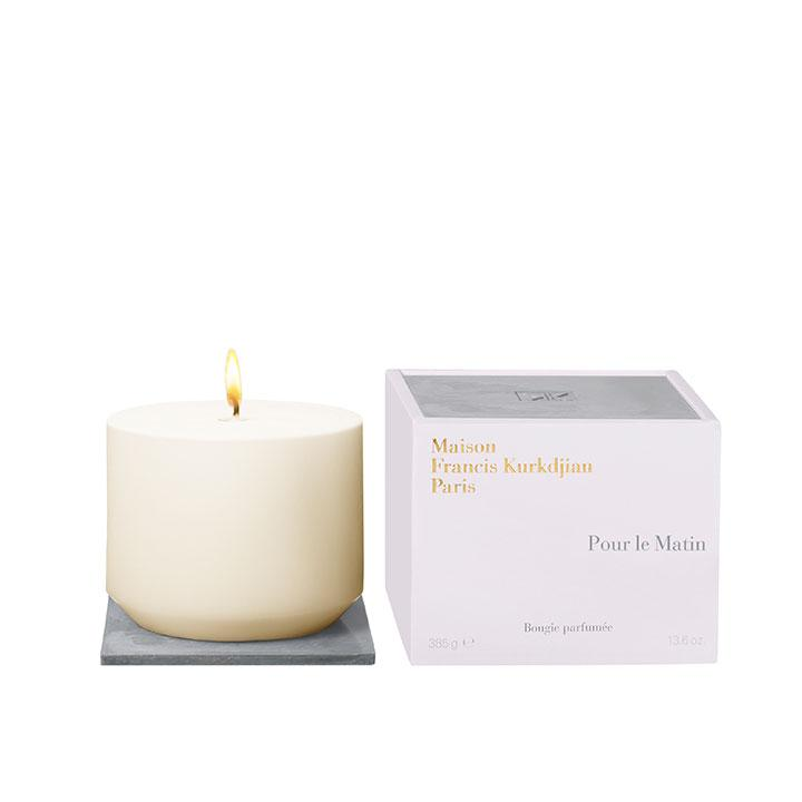 Perfumed candle Pour le Matin