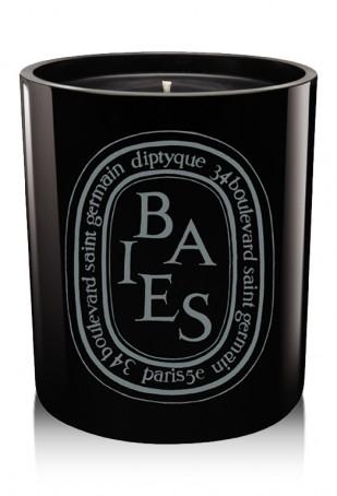 """Baies """"Noire"""" Candle 300 gr"""