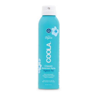 Sport  Continuous SPF 50 unscented sunscreen spray