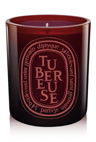 "Tubéreuse ""Rouge"" Candle"