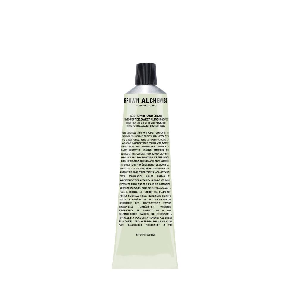 Age-Repair Hand Cream: Phyto-Peptide, Sweet Almond & Sage
