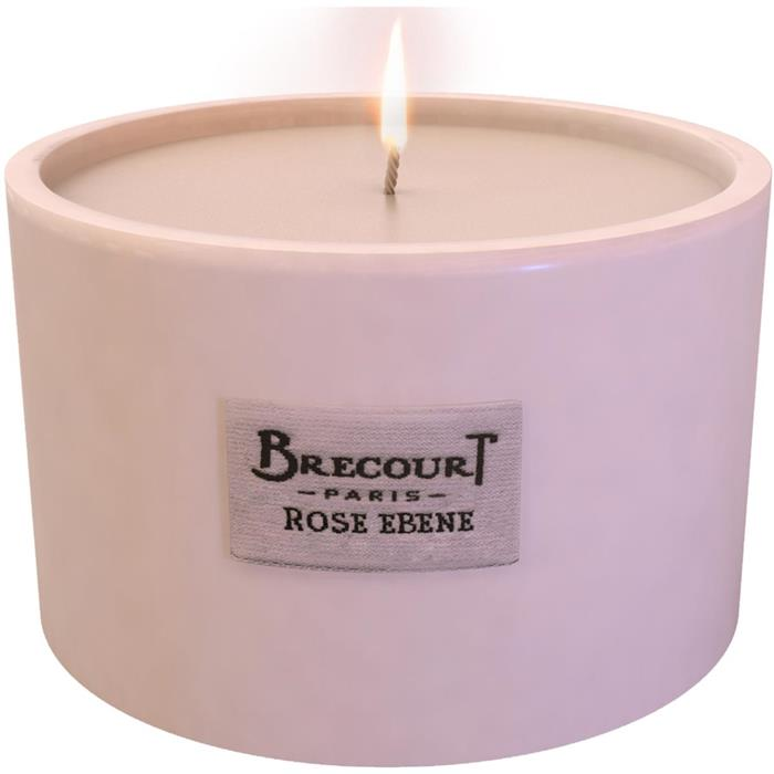 Rose Ebène Candle