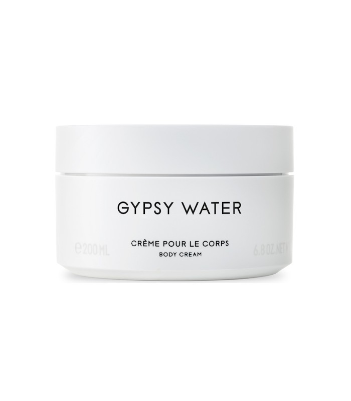Gypsy Water body cream