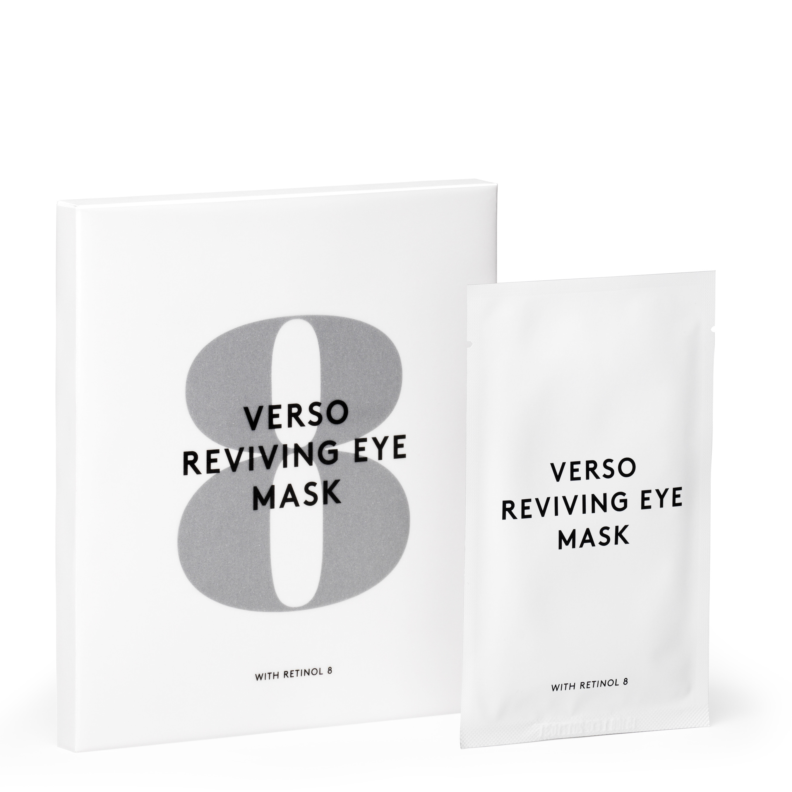 N°8 Reviving Eye Mask