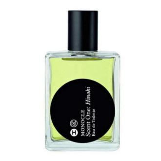 Monocle Scent One Hinoki