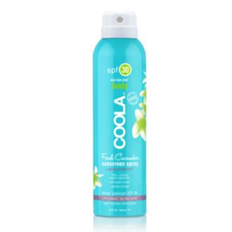 SPORT CONTINUOUS SPRAY FRESH CUCUMBER SPF 30