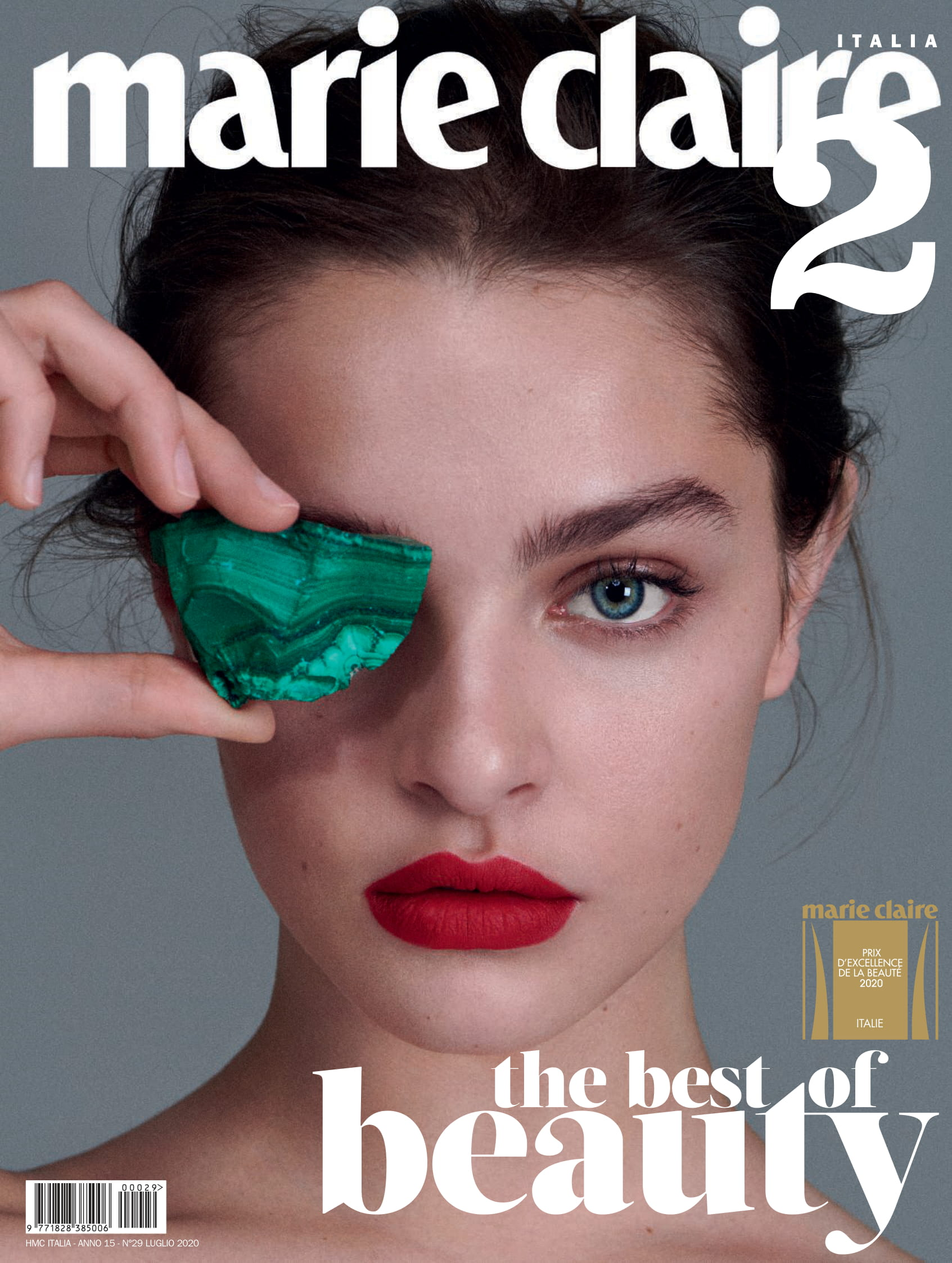 MARIE CLAIRE ITALIA - MC2 THE BEST OF BEAUTY July 2020