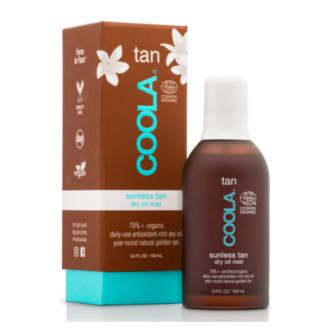Sunless Tan Dry Oil Mist
